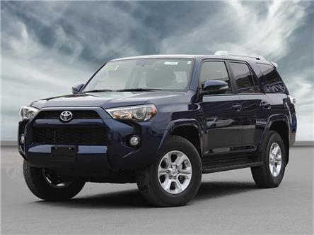 2019 Toyota 4Runner SR5 (Stk: 9RN897) in Georgetown - Image 1 of 23