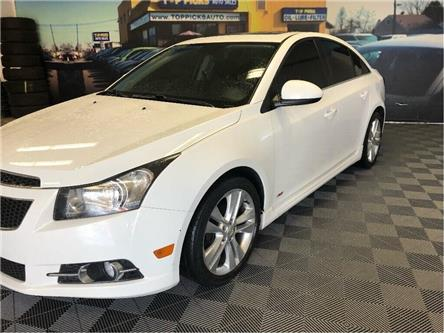 2012 Chevrolet Cruze LT Turbo (Stk: 351058) in NORTH BAY - Image 2 of 26