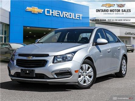 2016 Chevrolet Cruze Limited 1LT (Stk: 259420A) in Oshawa - Image 1 of 36