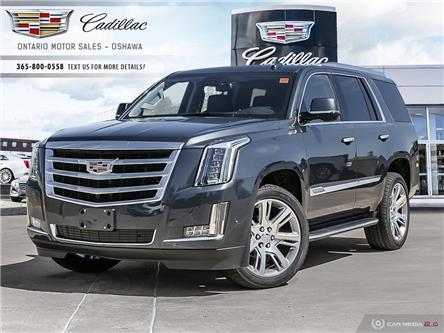 2020 Cadillac Escalade Luxury (Stk: T0147494) in Oshawa - Image 1 of 19