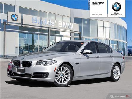 2015 BMW 528i xDrive (Stk: DH3185) in Hamilton - Image 1 of 25