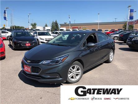 2018 Chevrolet Cruze LT|SUNROOF|BACKUP CAMERA BLUETOOTH| (Stk: PW18607) in BRAMPTON - Image 1 of 20