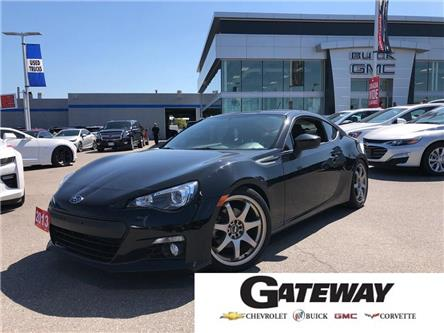 2013 Subaru BRZ Sport-tech|MANUAL|KEYLESS|FOG LAMP|HEATED SEAT| (Stk: 148692A) in BRAMPTON - Image 1 of 19