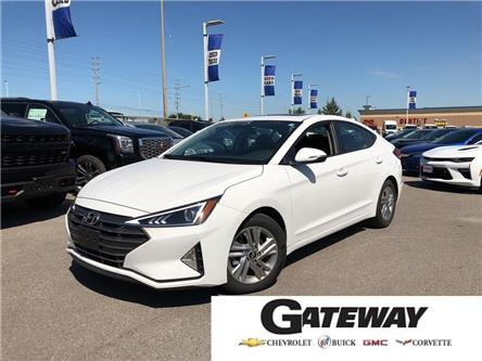 2019 Hyundai Elantra Preferred|Lane Keep|Blindspot Detect|Backup Cam| (Stk: WC187184) in BRAMPTON - Image 1 of 22