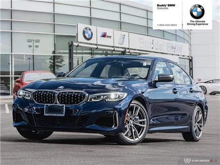 2020 BMW M340 i xDrive (Stk: B703416) in Oakville - Image 1 of 27