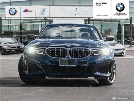 2020 BMW M340 i xDrive (Stk: B703416) in Oakville - Image 2 of 27