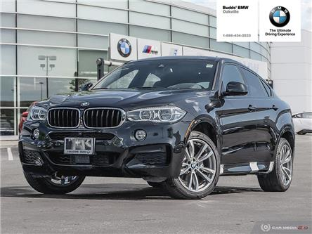 2019 BMW X6 xDrive35i (Stk: T037605) in Oakville - Image 1 of 27