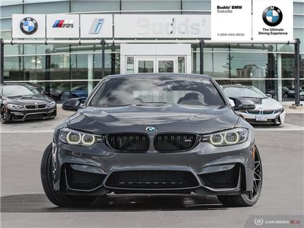 2019 BMW M4 Base (Stk: B673316) in Oakville - Image 2 of 25