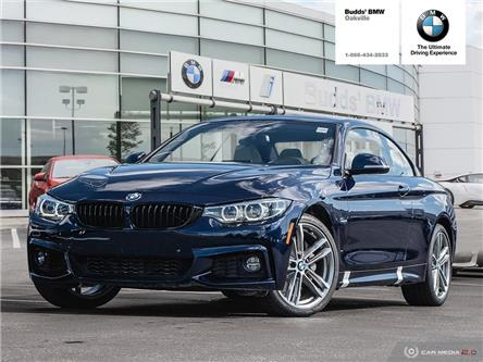 2020 BMW 440i xDrive (Stk: B706760) in Oakville - Image 1 of 25