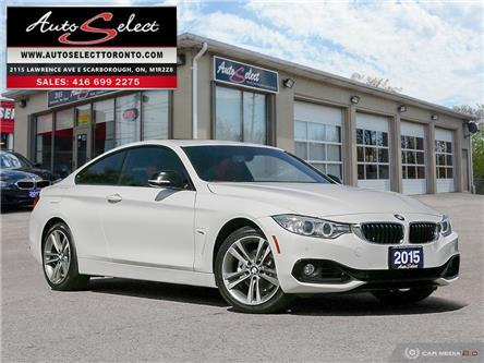 2015 BMW 428 xDrive (Stk: CPWXD27) in Scarborough - Image 1 of 27
