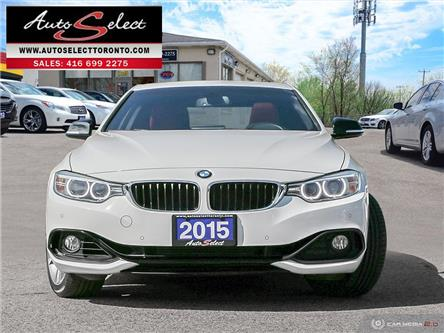 2015 BMW 428 xDrive (Stk: CPWXD27) in Scarborough - Image 2 of 27