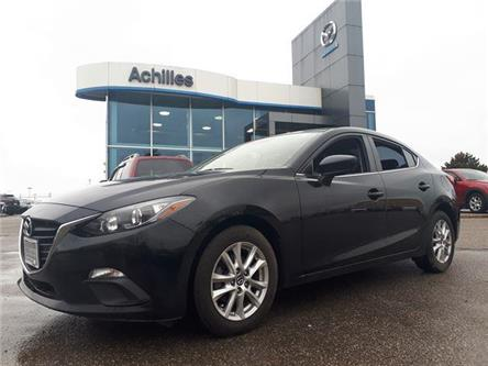 2016 Mazda Mazda3 GS (Stk: P5891) in Milton - Image 1 of 10