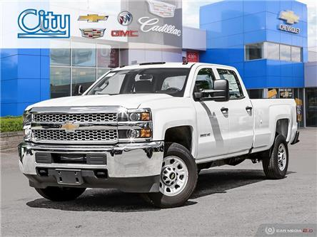 2019 Chevrolet Silverado 3500HD WT (Stk: 2929831) in Toronto - Image 1 of 26