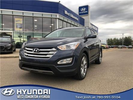 2016 Hyundai Santa Fe Sport  (Stk: 3550A) in Edmonton - Image 1 of 30