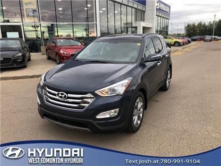 2016 Hyundai Santa Fe Sport  (Stk: 3550A) in Edmonton - Image 2 of 30