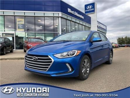 2018 Hyundai Elantra GL (Stk: E4635) in Edmonton - Image 1 of 25