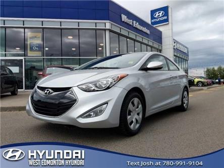 2013 Hyundai Elantra  (Stk: E4633) in Edmonton - Image 1 of 20