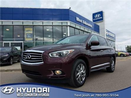 2014 Infiniti QX60 Base (Stk: 3313A) in Edmonton - Image 1 of 28