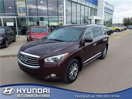 2014 Infiniti QX60 Base (Stk: 3313A) in Edmonton - Image 2 of 28