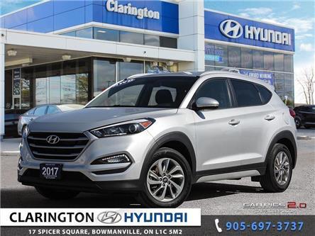 2017 Hyundai Tucson Premium (Stk: U948) in Clarington - Image 1 of 27
