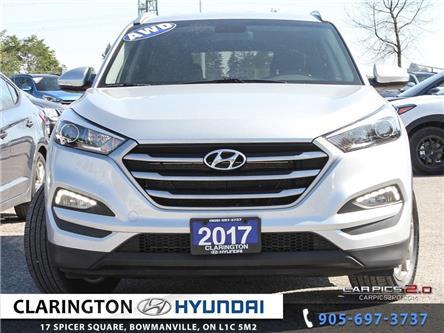 2017 Hyundai Tucson Premium (Stk: U948) in Clarington - Image 2 of 27