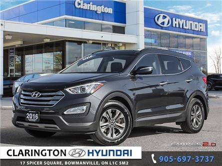 2016 Hyundai Santa Fe Sport 2.4 Luxury (Stk: 18991A) in Clarington - Image 1 of 27