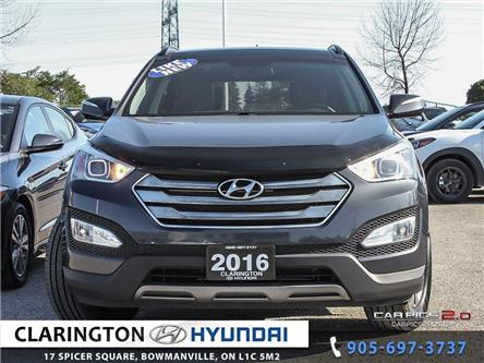 2016 Hyundai Santa Fe Sport 2.4 Luxury (Stk: 18991A) in Clarington - Image 2 of 27