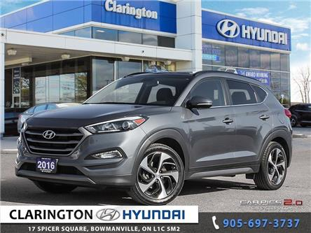 2016 Hyundai Tucson Limited (Stk: 19643A) in Clarington - Image 1 of 27
