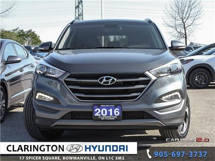 2016 Hyundai Tucson Limited (Stk: 19643A) in Clarington - Image 2 of 27