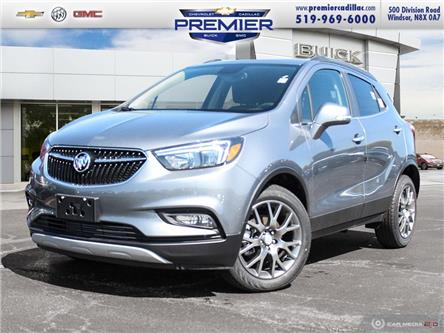 2019 Buick Encore Sport Touring (Stk: 191790) in Windsor - Image 1 of 28