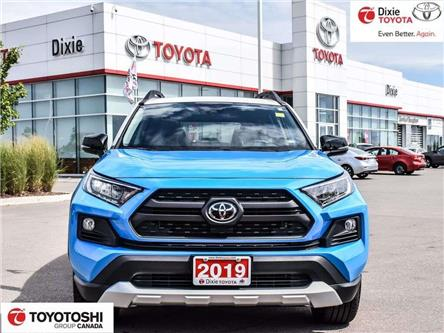 2019 Toyota RAV4 Trail (Stk: D200171A) in Mississauga - Image 2 of 30