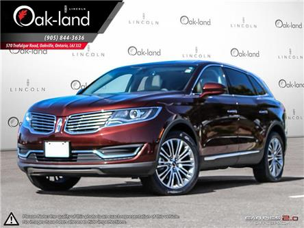 2016 Lincoln MKX Reserve (Stk: 9X063A) in Oakville - Image 1 of 26