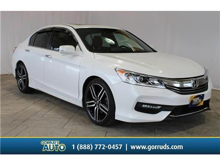 2016 Honda Accord Sport (Stk: 804910) in Milton - Image 1 of 45