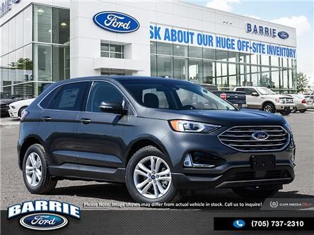 2019 Ford Edge SEL (Stk: T1302) in Barrie - Image 1 of 27