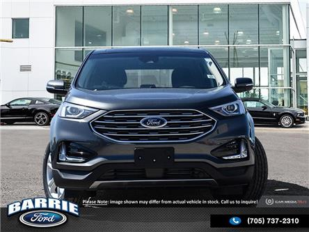 2019 Ford Edge SEL (Stk: T1302) in Barrie - Image 2 of 27