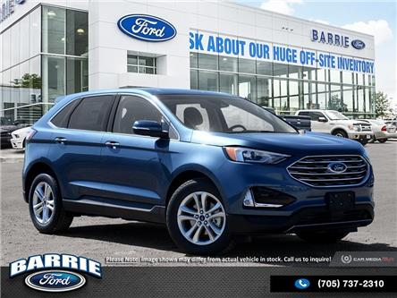 2019 Ford Edge SEL (Stk: T1253) in Barrie - Image 1 of 27