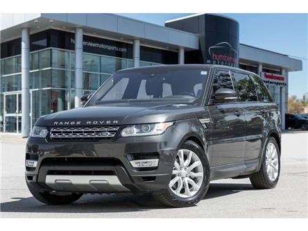 2016 Land Rover Range Rover Sport DIESEL Td6 HSE (Stk: 19HMS556) in Mississauga - Image 1 of 23