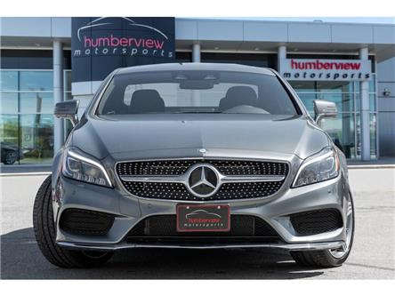 2016 Mercedes-Benz CLS-Class Base (Stk: 19HMS619B) in Mississauga - Image 2 of 24