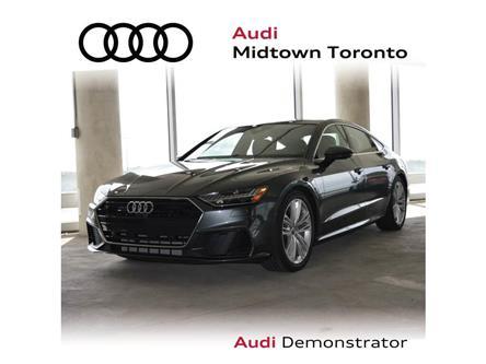 2019 Audi A7 55 Technik (Stk: DAU5910) in Toronto - Image 1 of 30