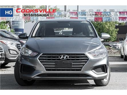 2019 Hyundai Accent  (Stk: H7975PR) in Mississauga - Image 2 of 18
