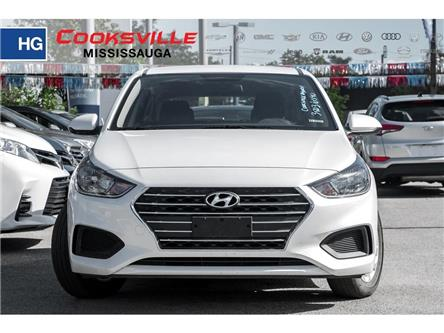 2019 Hyundai Accent  (Stk: H7973PR) in Mississauga - Image 2 of 18