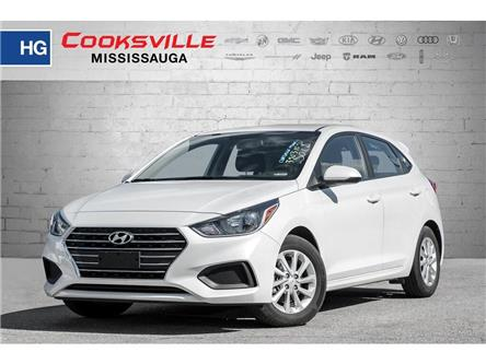 2019 Hyundai Accent  (Stk: H7971PR) in Mississauga - Image 1 of 18