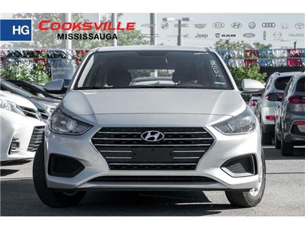 2019 Hyundai Accent  (Stk: H7976PR) in Mississauga - Image 2 of 18