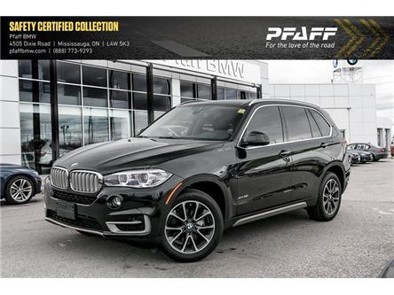 2017 BMW X5 xDrive35i (Stk: U5673) in Mississauga - Image 1 of 22