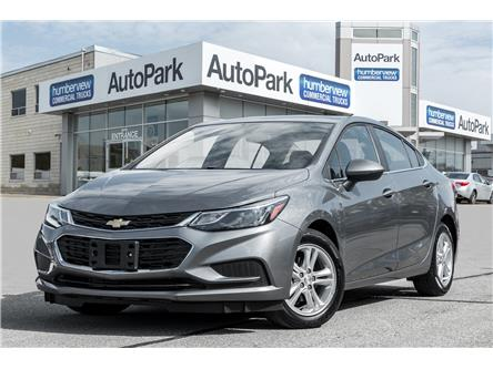 2018 Chevrolet Cruze LT Auto (Stk: APR5063) in Mississauga - Image 1 of 19