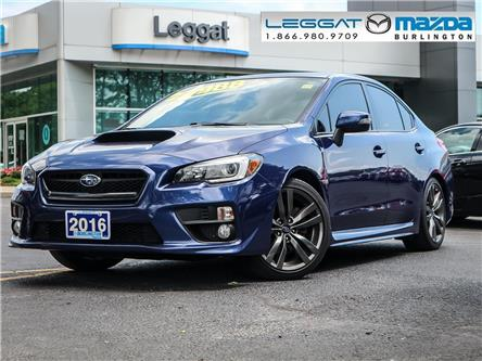 2016 Subaru WRX  (Stk: 194560A) in Burlington - Image 1 of 30