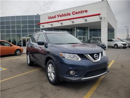 2016 Nissan Rogue SV (Stk: U194291) in Calgary - Image 1 of 27