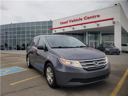 2012 Honda Odyssey LX (Stk: U194290V) in Calgary - Image 1 of 22