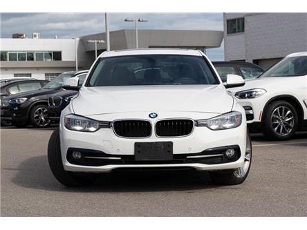 2016 BMW 320i xDrive (Stk: 35649A) in Ajax - Image 2 of 18