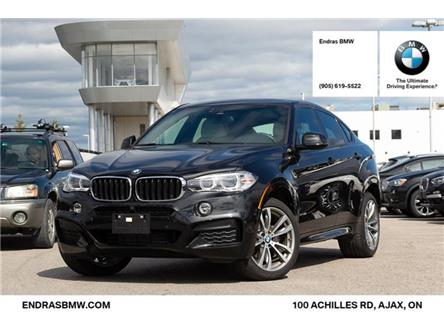 2018 BMW X6 xDrive35i (Stk: 52521A) in Ajax - Image 1 of 22